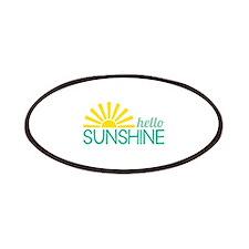 Hello Sunshine Patches