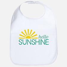 Hello Sunshine Bib