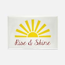 Rise & Shine Magnets