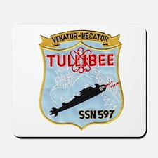 USS TULLIBEE Mousepad
