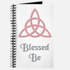 Blessed Be Pink Journal