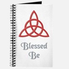 Blessed Be Red Journal