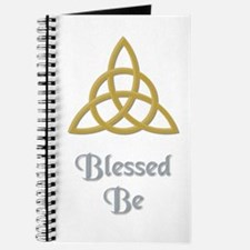 Blessed Be Gold Journal