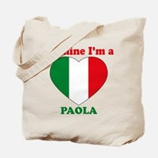 Paola, Valentine's Day Tote Bag