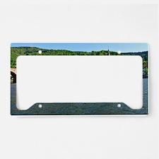 Unique Heidelberg License Plate Holder