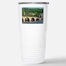 Cute Castle germany Travel Mug