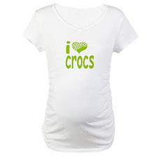 I love Crocs Shirt