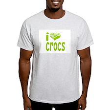 I love Crocs T-Shirt