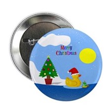 "Funny Duckies 2.25"" Button"