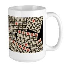 Bingo Cards Mugs