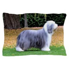 Bearded Collie Pillow Case