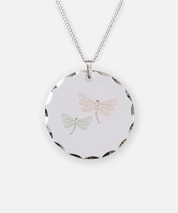 Dragonfly Bugs Necklace