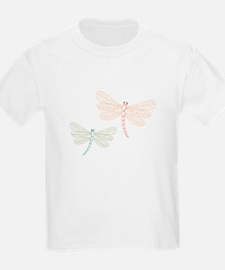 Dragonfly Bugs T-Shirt