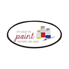Paint Outside Lines Patches