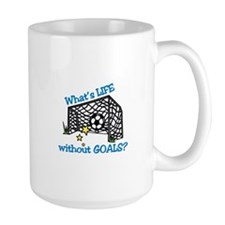 Without Goals Mugs
