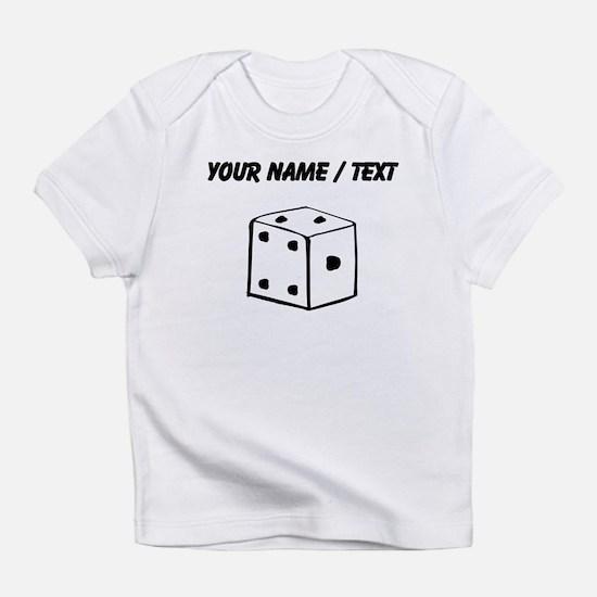 Custom Dice Infant T-Shirt