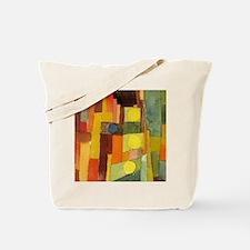 Paul Klee In The Style Of Kairouan Tote Bag