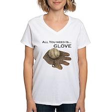 Old School Baseball Shirt