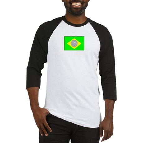 Brazilian Pride Baseball Jersey