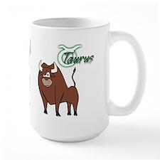 Cartoon Taurus Mug