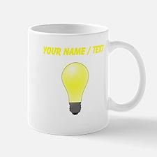 Custom Lightbulb Mugs