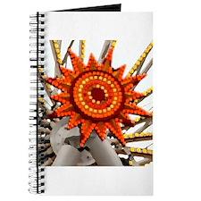 abstract sunburst image Journal
