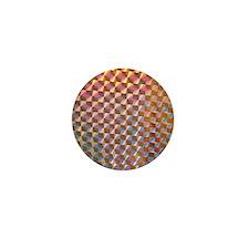 holograph Mini Button