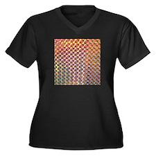 holograph Plus Size T-Shirt