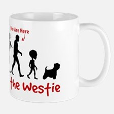 Evolution of the WESTIE - Coffee Mug