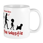 Evolution of the WESTIE - Coffee Mug