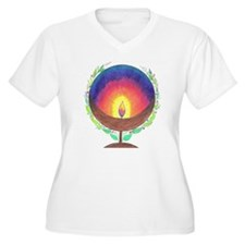 Rainbow Flame T-Shirt