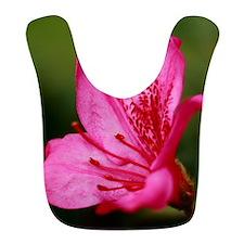 Pink azalea Bib