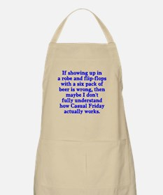 Casual Friday Apron