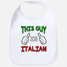 This guy is Italian Bib