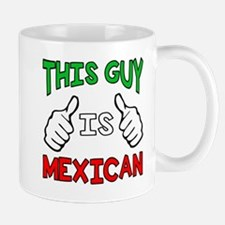This guy is Mexican Mugs