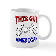 This guy is American Mugs
