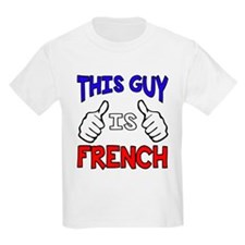 This guy is French T-Shirt