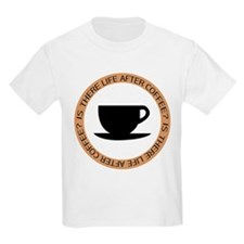FIN-life-after-coffee.png T-Shirt
