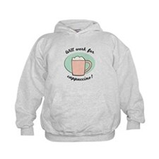 FIN-work-cappuccino.png Hoodie