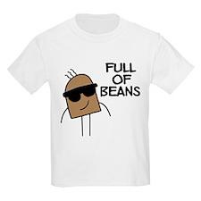 FIN-full-of-beans.png T-Shirt