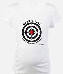 Don't Shoot Children Bullseye Shirt