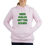 FIN-beer-builds-better-bodies.png Women's Hooded S