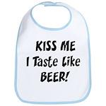I Taste Like Beer Bib