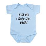 I Taste Like Beer Infant Bodysuit
