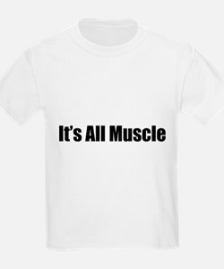 FIN-all-muscle-BELLY.png T-Shirt