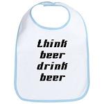 FIN-drink-think-bee... Bib