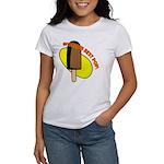 FIN-worlds-best-pop-popsicle.png Women's T-Shirt