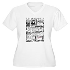 Jazz Collage T-Shirt