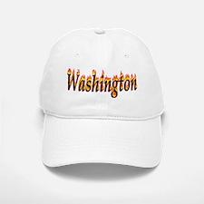 Washington Flame Baseball Baseball Baseball Cap