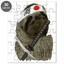 Samurai Sloth Puzzle